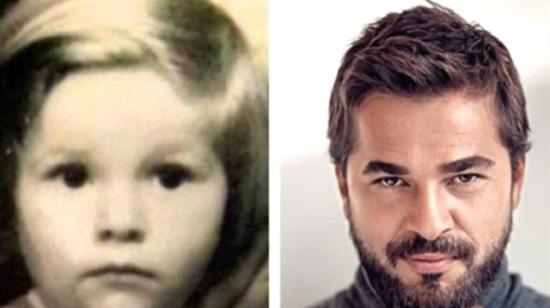 Ünlü sanatçıların ilk kez göreceğiniz çocukluk fotoğrafları