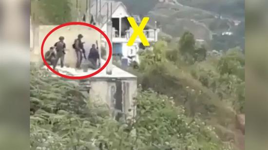 Uyuşturucu kartelinin evine 'roket' atan Venezüella polisi