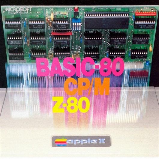 Microsoft'un ilk donanım ürünü: Z80 SoftCard