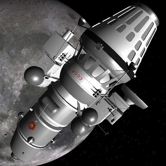 Ay çevresinde ilk turunu atarak yörüngeye giren ilk insan yapısı nesne: Luna 10