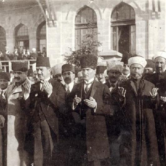 23 Nisan 1920: Büyük Millet Meclisi'nin açılışı