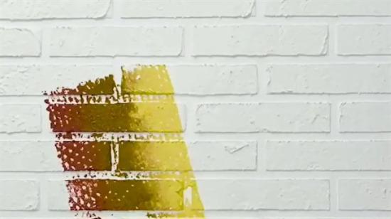 Tuğla duvar dekorasyonunu kendimiz de yapabilirmişiz