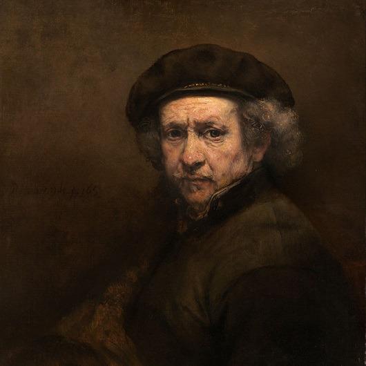 Hollandalı ressam Rembrandt'ın ölüm yıl dönümü