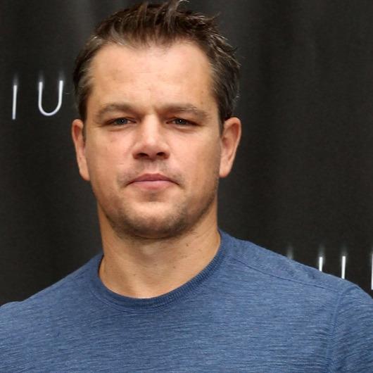 Hollywood yıldızı Matt Damon'ın doğum günü