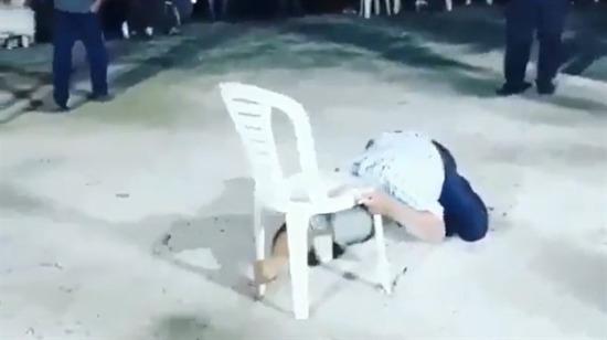 13. geleneksel sandalye güreşleri