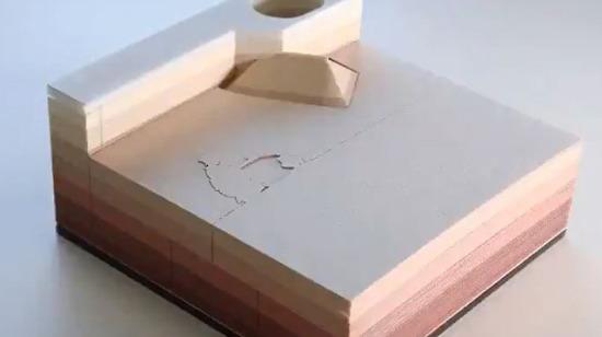 Lazer kesim kartlarla nesne oluşturma