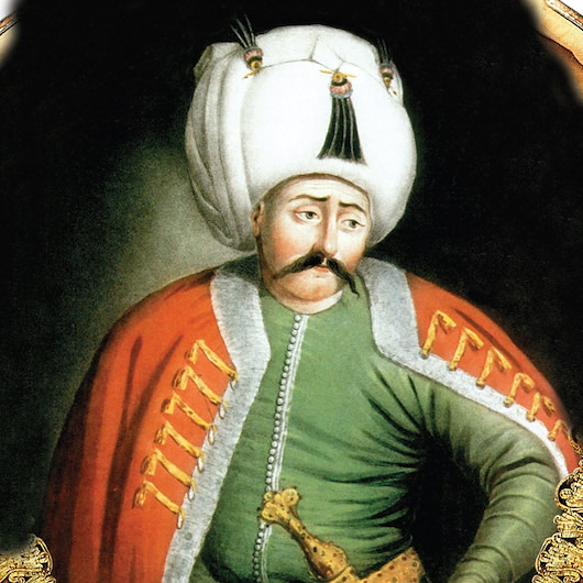 Yavuz Sultan Selim ve yalın kılıç