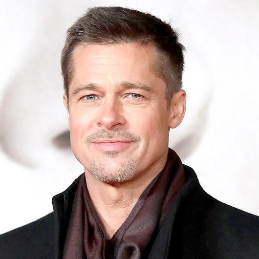 Ünlü aktör Brad Pitt'in 55. doğum günü