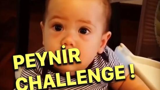 Bebeklerin peynirler ile imtihanı