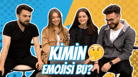 Kimin Emojisi Bu?