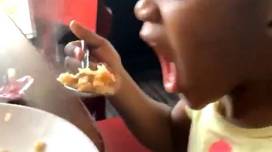 İzlerken ağzım yandı