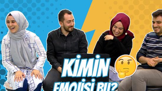 GZTMZT | Kimin Emojisi Bu❓ 4. Bölüm: Sagopa, Arda Turan, Bülent Serttaş