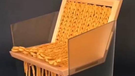 Sandalyeyi kendi imkanlarınızla daha rahat hale getirmek