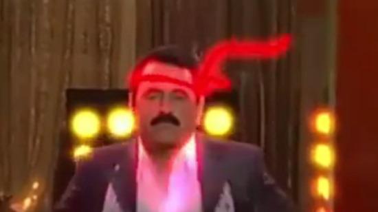 İbrahim Tatlıses neon edition