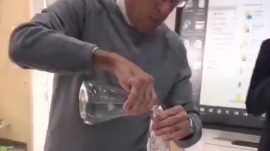 5 saniyede kola yapımı