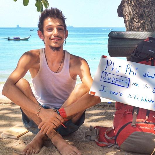 'Deli Mi Ne' olayının en zararlısı gezgin Emre Durmuş oldu: Yurt dışı çıkış yasağı aldı