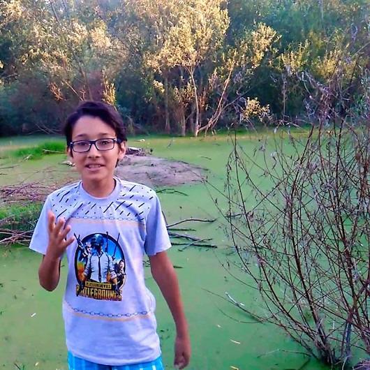 Minik YouTuber Mehmet Kanur'dan doğa ile ilgili alınabilecek 6 keyifli ders