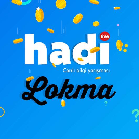 Hadi bilgi yarışmasında 20 bin joker 'Lokma.net'ten