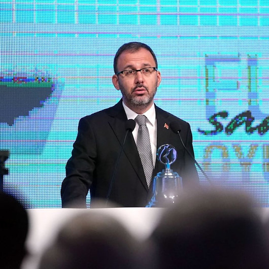 Gençlik ve Spor Bakanı Kasapoğlu: Süper Lig'in değeri 615 milyon avro civarında