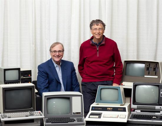 Microsoft kuruldu