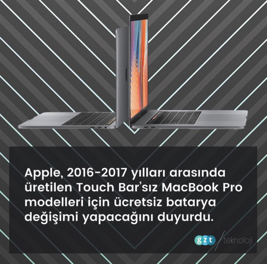 Apple, ücretsiz değişim programını duyurdu