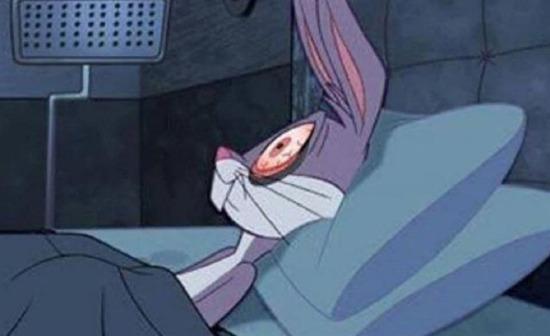 Sahura kalktım