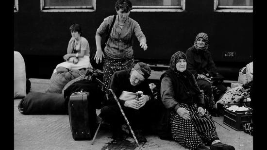Bulgaristan'dan Türkiye'ye zorunlu göç başladı
