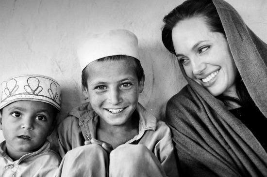 Birleşmiş Milletler Mülteciler Yüksek Komiserliği İyi Niyet Elçisi Angelina Jolie'nin doğumgünü