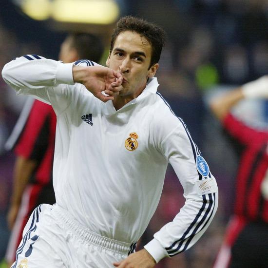 Raul Gonzalez artık 41 yaşında