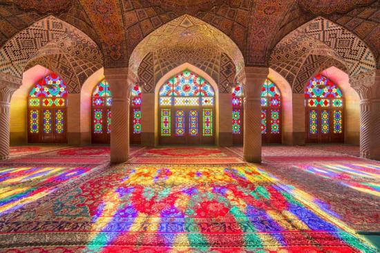 Nasir el-Mulk Camii, İran