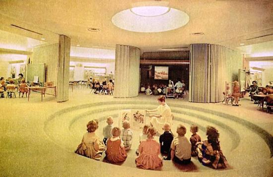 Modern bir sınıf, 1960'lar