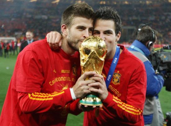 İspanya, Dünya Kupası'nı kazandı