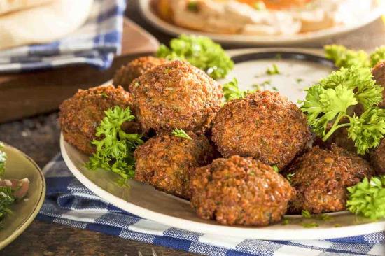 Arap mutfağından bir lezzet: Falafel