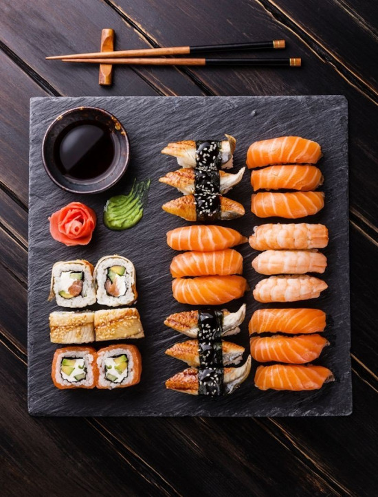 Japon mutfağının incisi ''Sushi''