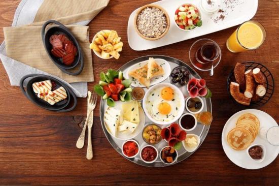 Türk mutfağının vazgeçilmez öğünü kahvaltı