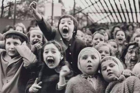 İlk defa tiyatro izleyen çocuklar, 1963 yılı