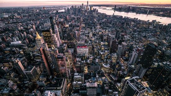 Amerika'nın kalbinin attığı şehir, New York City
