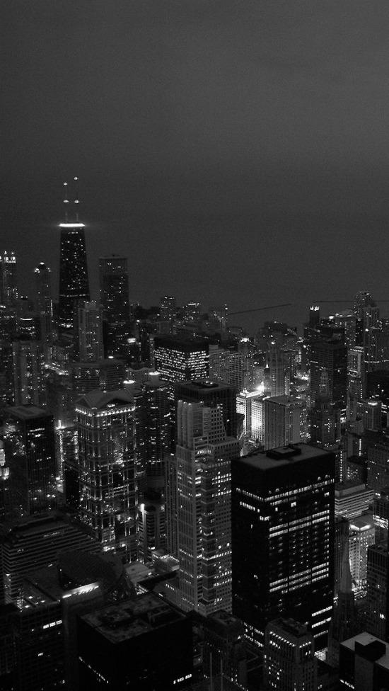 Gece manzarası