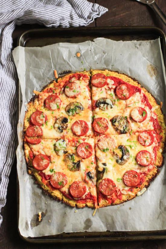 Nefis ev pizzası