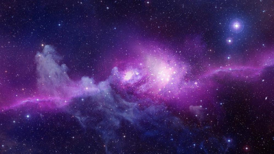 Uzayın mucizevi güzelliği...