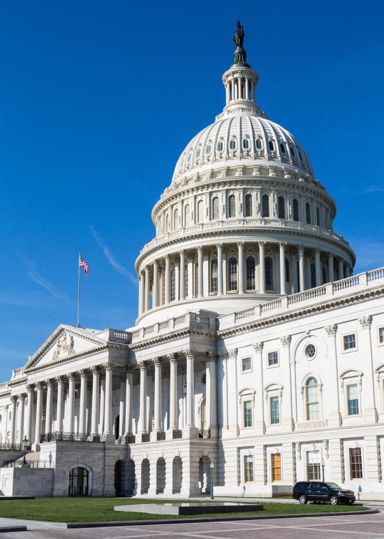 Amerikan Kongre Binası, Washington DC