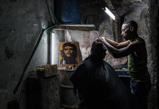 Küba'da berbercilik...