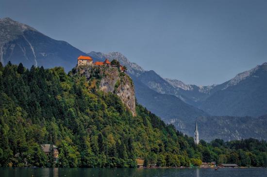 Bled Castle, Slovenya