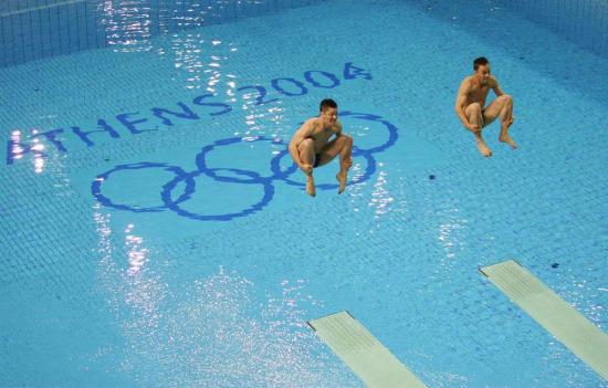 2004 Yaz Olimpiyatları, Atina'da başladı