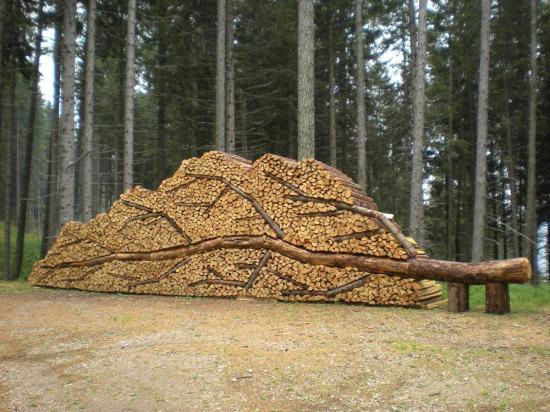 Odun istifleme