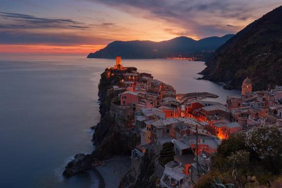 Vernazza, İtalya