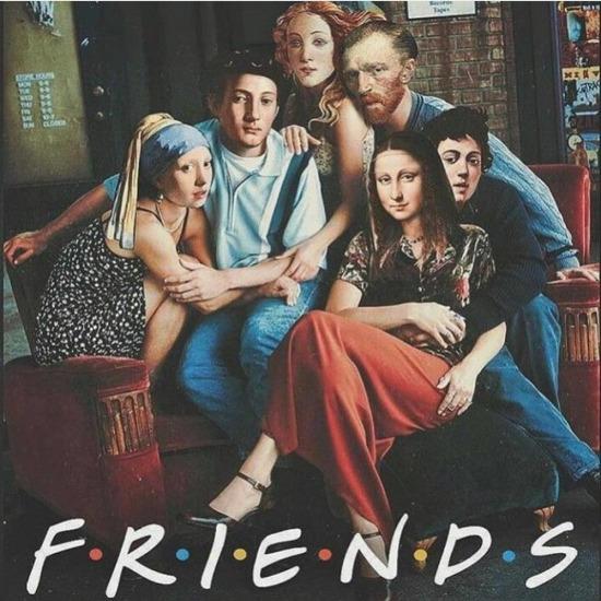 Friends (1860)