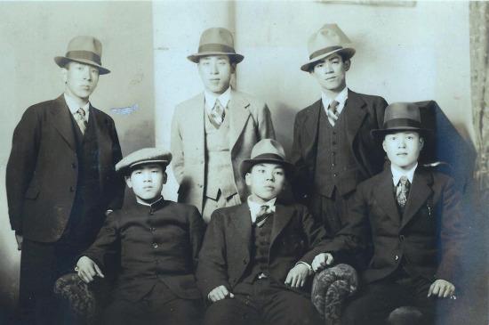 Şapkayla ilk defa tanışan Japonlar, 1930 yılı