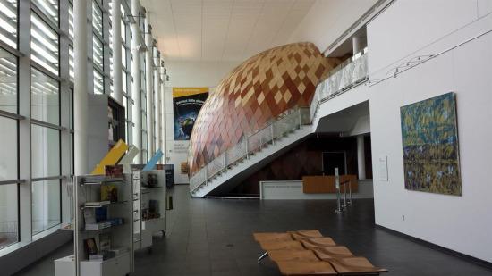 Evansville Sanat Tarih ve Bilim Müzesi'nden bir köşe