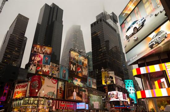 Times Meydanı, New York, ABD